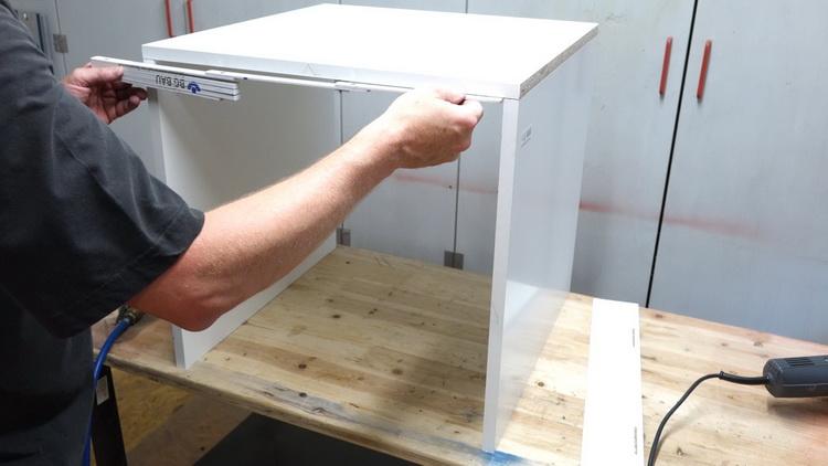 Kühlschrank Platte : Kühlschrank podest mit elu double ds auf rainer heymann s holz
