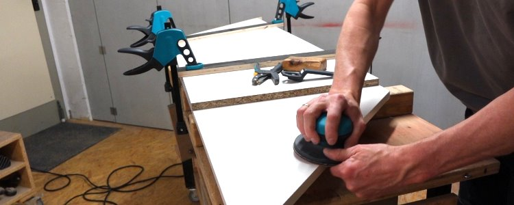 regal unter dachschr ge mit wolfcraft tools auf rainer heymann 39 s holzblog. Black Bedroom Furniture Sets. Home Design Ideas