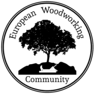 Webseite der European Woodworking Community